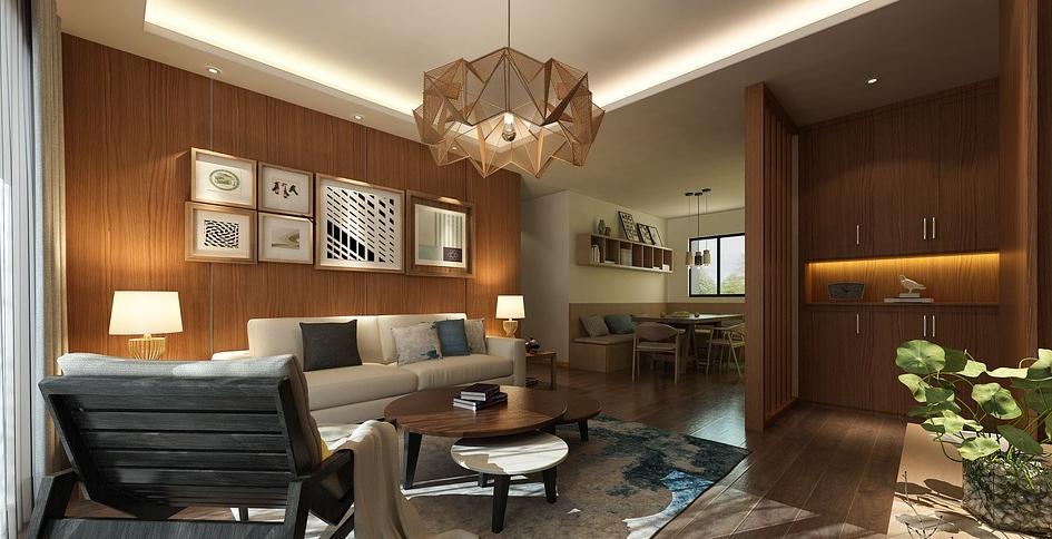 Indirekte Beleuchtung durch LED wertet Ihre Wohnung auf