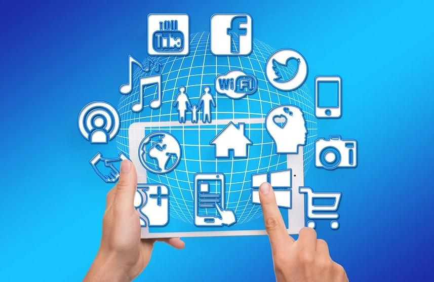 Involvieren Sie sich in die Social Media Welt