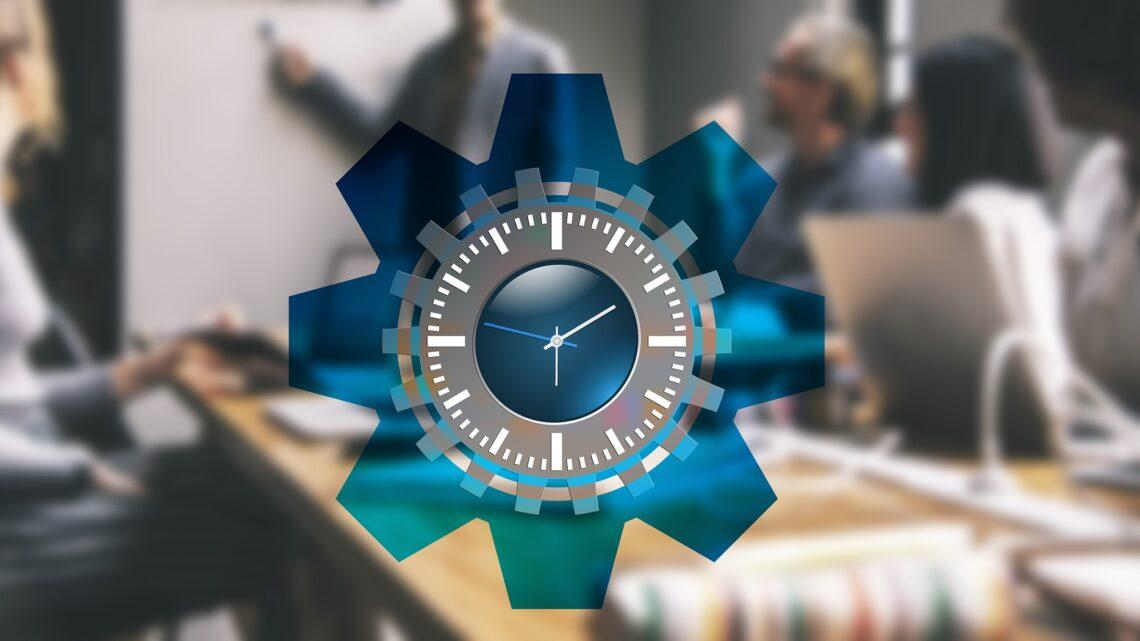 Arbeitszeitersparnis durch handliche Technik
