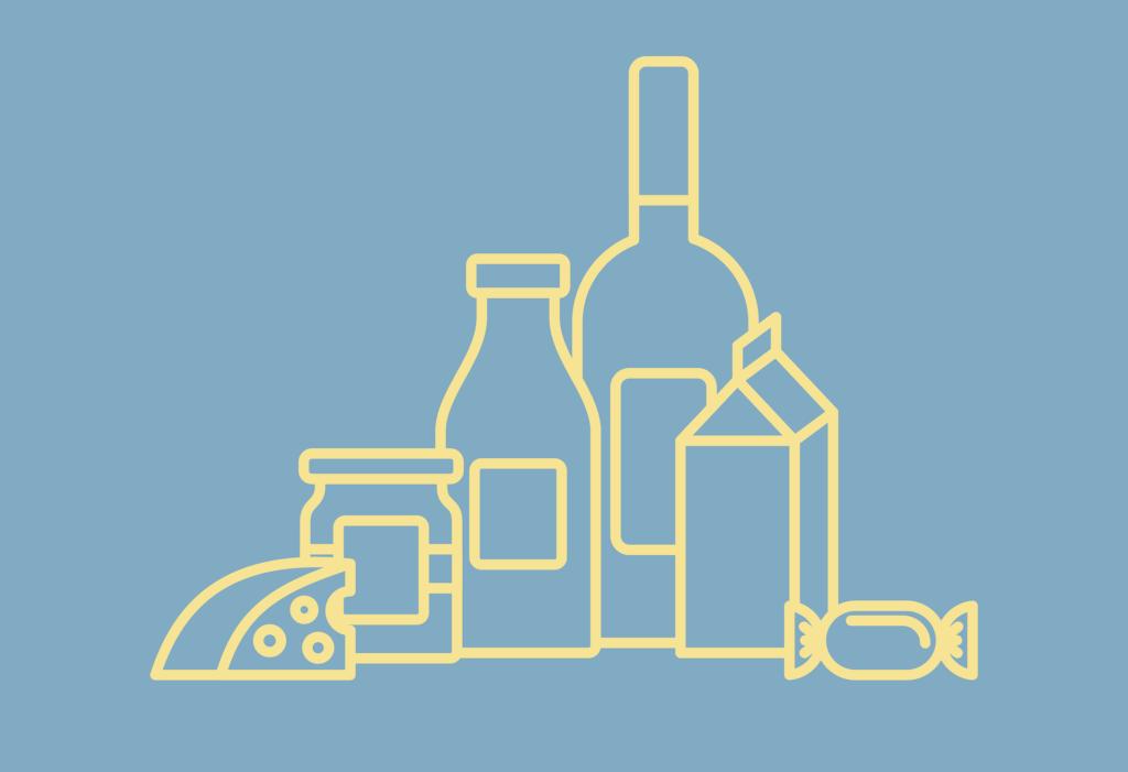 Read more about the article Verpackungsmöglichkeiten für Lebensmittel